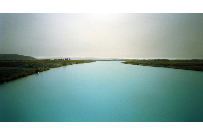 Location: Hakataramea River - South Island - New ZealandDate: 16 August 2005Photo: Christian Aslund