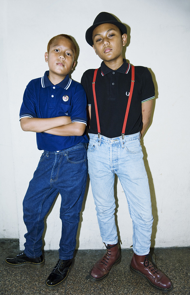 Singapore, Fashion globalisation; kids in Singapore inspired by the skinhead movie 'This is England'