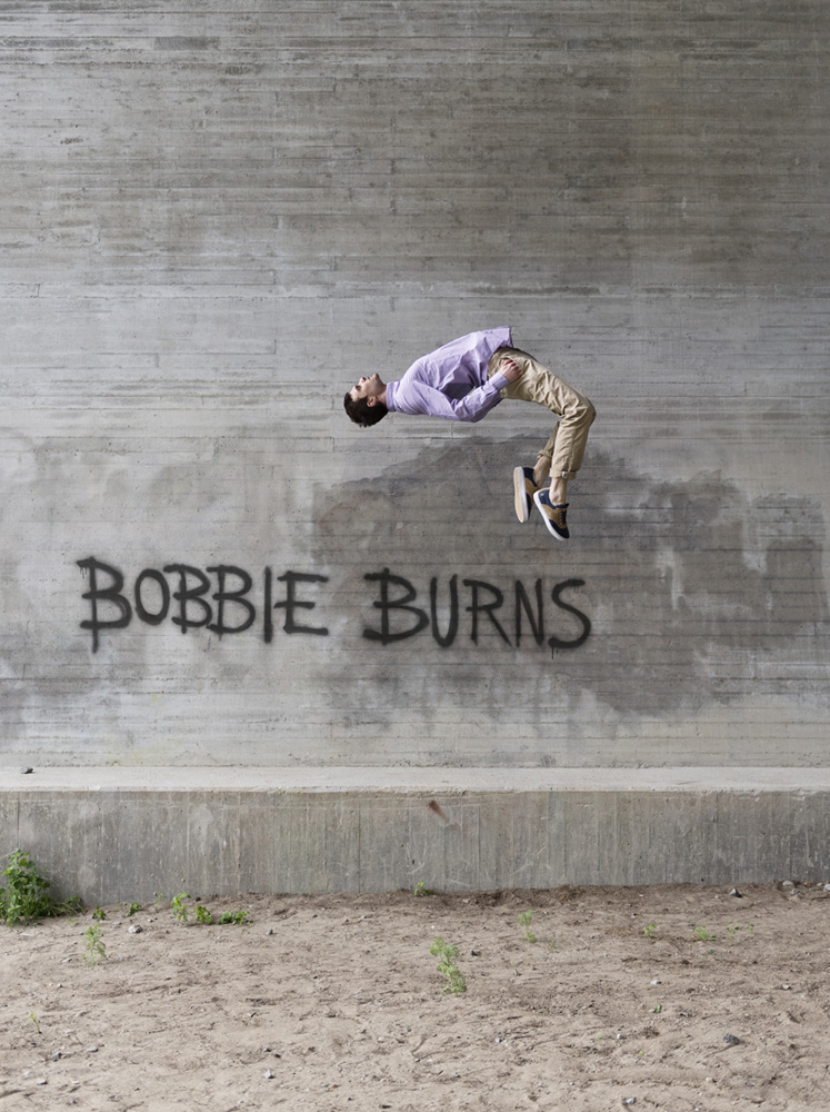Bobbie Burns Advertise - June 2012