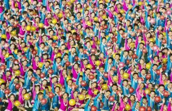 Arirang Mass Games in North Korea
